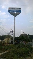 Mast Signage