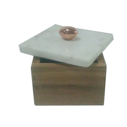 BX-132 Marble Boxes With Knob