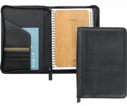 Leather Monthly Planner