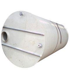 Spiral PP Chemical Storage Tanks