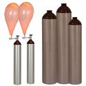 Helium Cylinders For Balloon