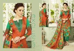 Fancy Pashmina Salwar Kamez