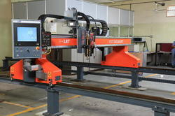 LRT Manual Bevel CNC Flame Cutting Machine