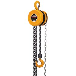 Electric Chain Puller Block