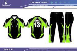 Custom T 20 Cricket Uniforms