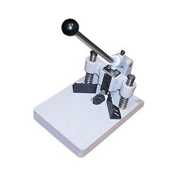 Paper Corner Cutting Machine