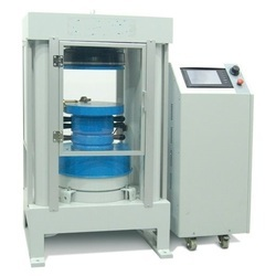 Automatic Compression Testing Machine High Capacity 4 Column