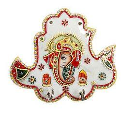 Manufacturer Of Marble Pooja Thali With World Famous Rajasthani