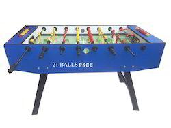 American Soccer Table Pearl 2.5 X 5