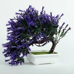 Hyperboles Artificial Potted Flower Plant
