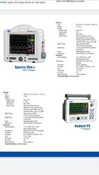Clarity Five Para Patient Monitor