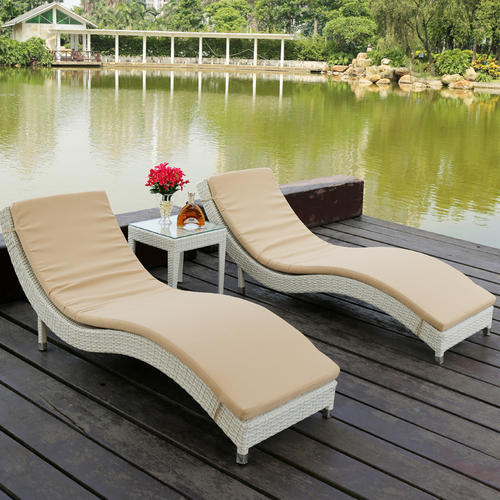 swimming pool furnitures swimming pool day bed manufacturer from mumbai
