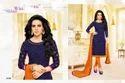 Embroidered Sayra Salwar Suit Fabric
