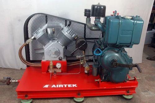 Engine Driven Compressors