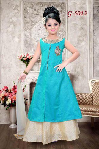 Kids Designer Palazzo Dress Indian Wear Manufacturer