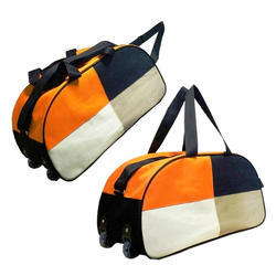 "20"" Four Color Travel Duffle Bag"