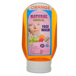 Natural Herbal Orange Face Wash