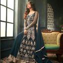 Designer Bridal Semistitched Suit