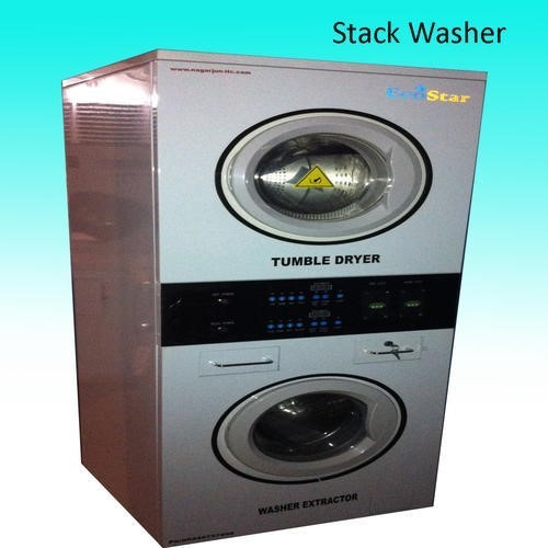 25 Kg Commercial Washing Machine At Rs 150000 Piece: Legger Press Laundry Equipment