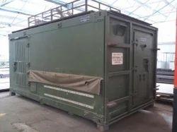 Radio Relay Container
