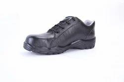 Black Burn Safety Shoes