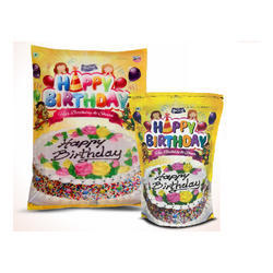 Happy Birthday Fruit Flavored Toffees