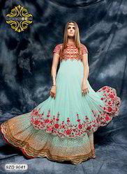 Elegant Anarkali Suit