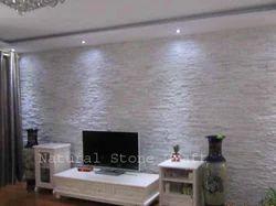 Irish White Wall Cladding Tiles