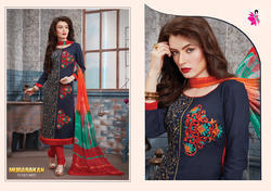 Ladies Designer Churidar Suit