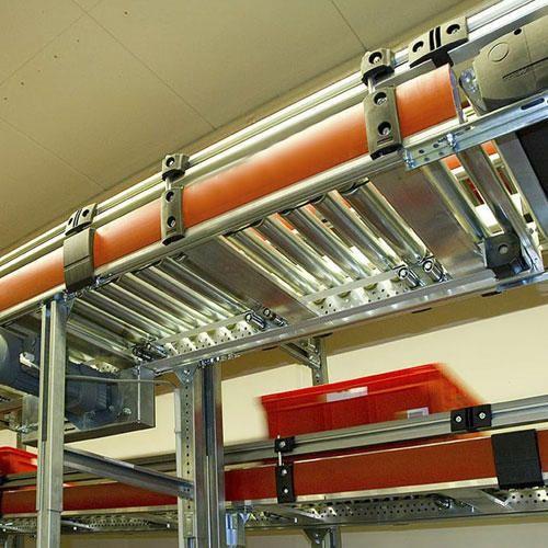 Manual Monorail Overhead Conveyor