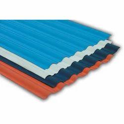 Sheet Metal Roofing Sheet