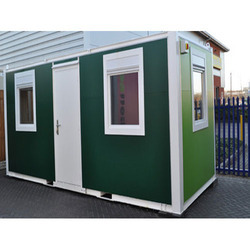 Ready Made Portable Cabin. Ask For Price