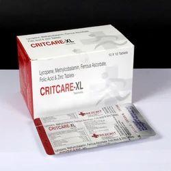 Lycopene Methylcomalmin Ferrous Ascorbate Tablet