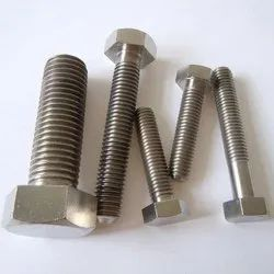 321 Stainless Steel Bolts