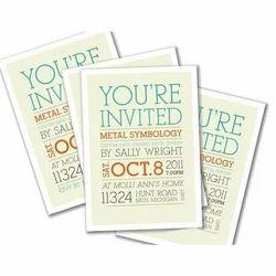 Invitation Card Printing Services