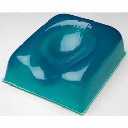 Supine Head Rest Silicon Gel