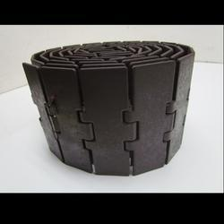 Straight Running Rubber Top Chains