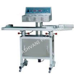 Continuous Induction Sealing Machine (Big Model  20-130 mm)
