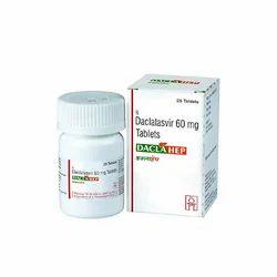 Daclatasvir 60 mg Tablets