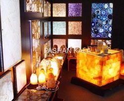Gemstone Back Lit Tiles