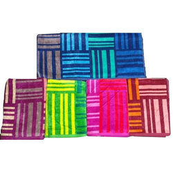 Color Dyed Towels