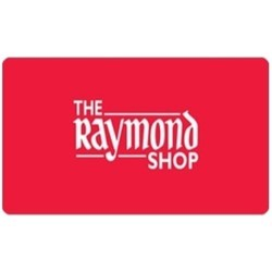 Raymond - Gift Card - Voucher