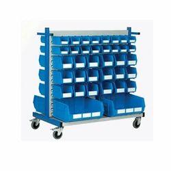 Warehouse Bin Rack