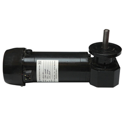 PMDC Worm Geared Motor