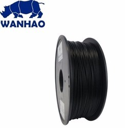 Wanhao Original Black PLA 1.75mm 3D Printer Filament