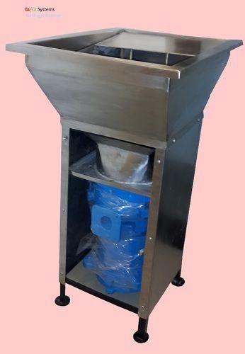 Organic Waste Crusher Machine