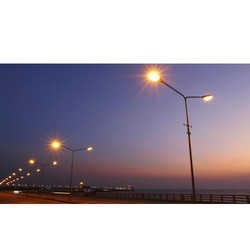 Smart Street Light Surveillance System