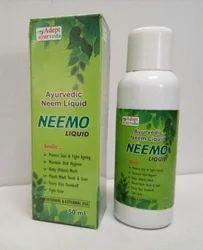 Natural Neem Liquid Syrup