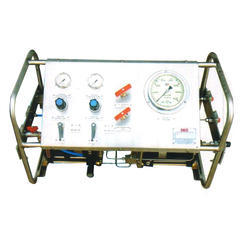 Electric Portable Hydro Test Pumps System
