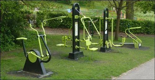 Presto Green Series Open Gym Set Up Manufacturer From